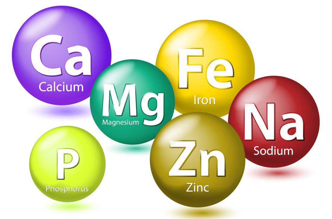 Minerały odkwaszające organizm