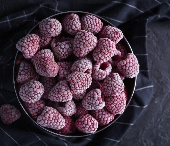 Mrożenie i suszenie owoców oraz warzyw